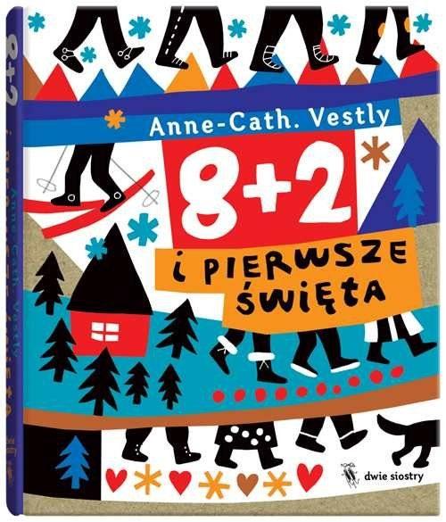 8+2 i pierwsze święta, Anne-Cath.Vestly, Dwie Siostry