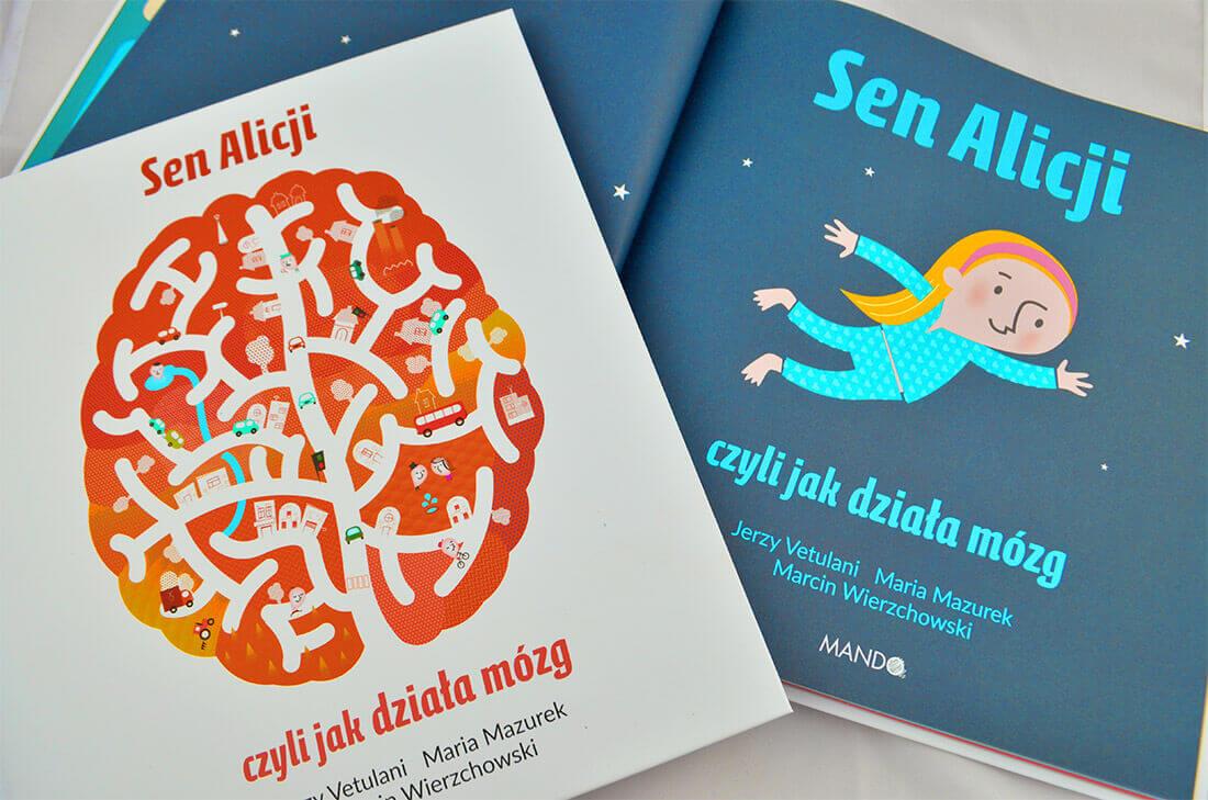 Neurobiologia dla dzieci – książka profesora Jerzego Vetulaniego
